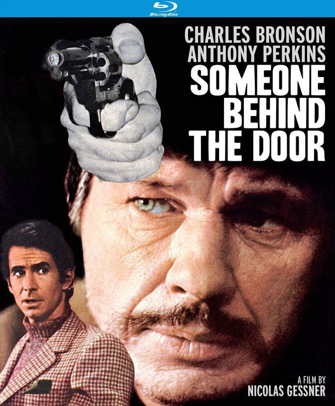 Someone Behind the Door (Blu-ray)