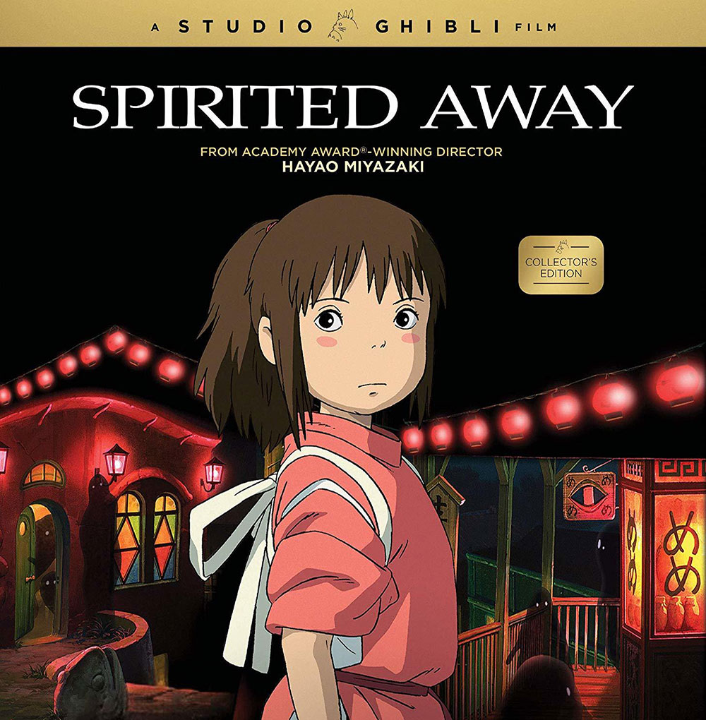Spirited Away: Collector's Edition (Blu-ray)
