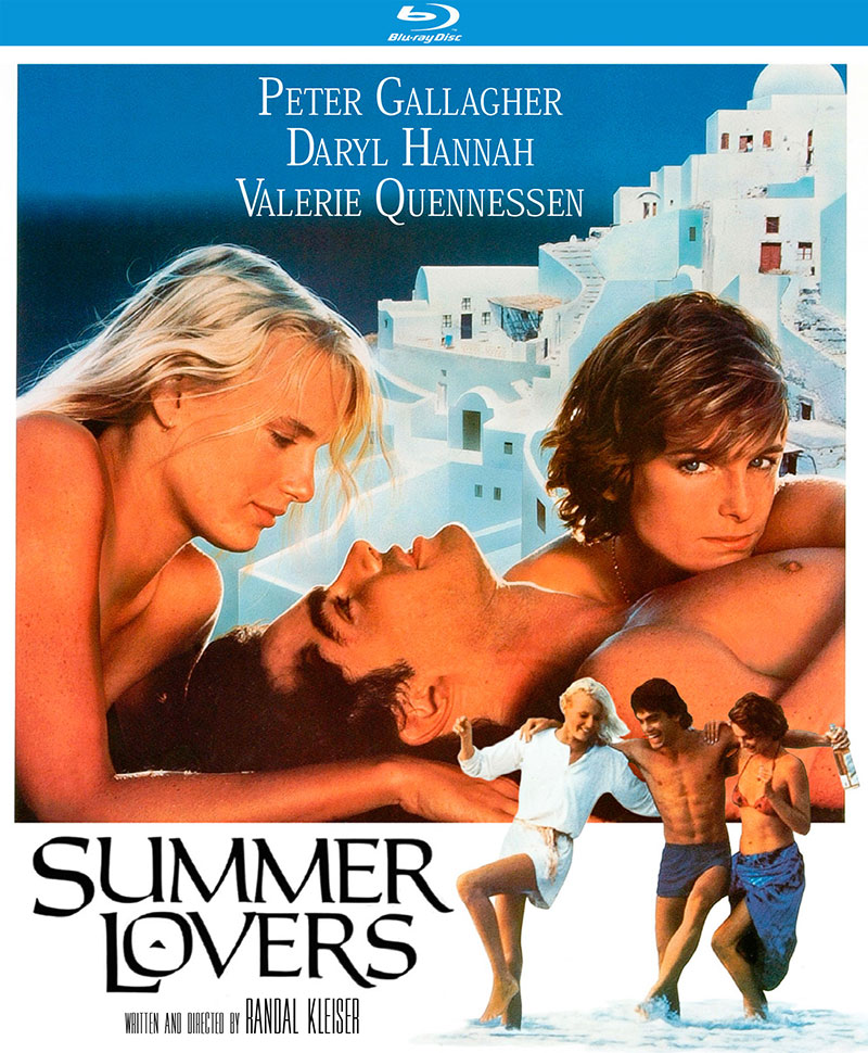 Summer Lovers (Blu-ray)