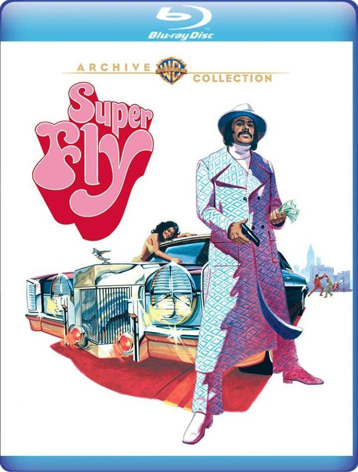 Super Fly (Blu-ray)