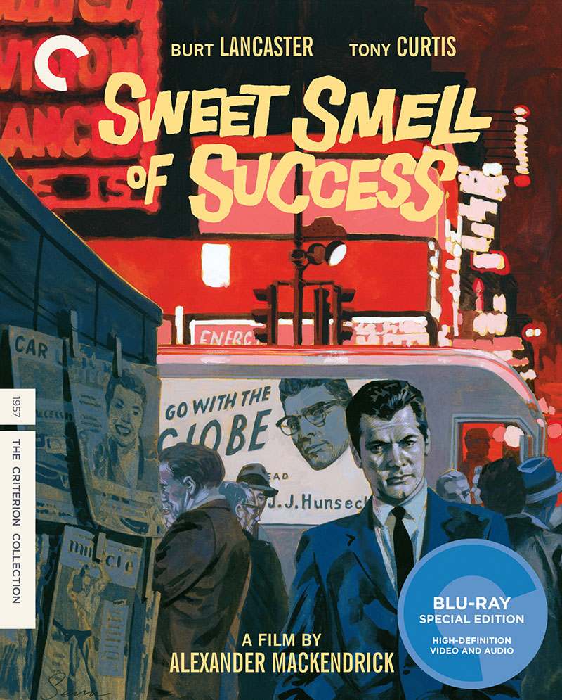Sweet Smell of Success: Criterion Collection (Blu-ray)