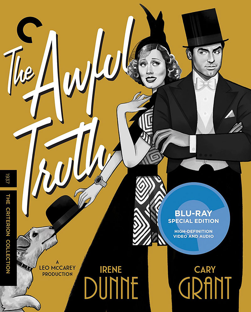 The Awful Truth: Criterion Collection (Blu-ray)