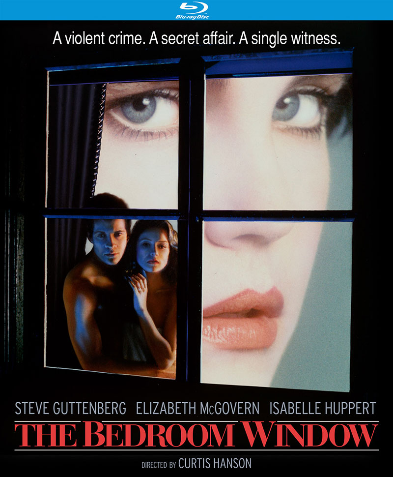 The Bedroom Window (Blu-ray)