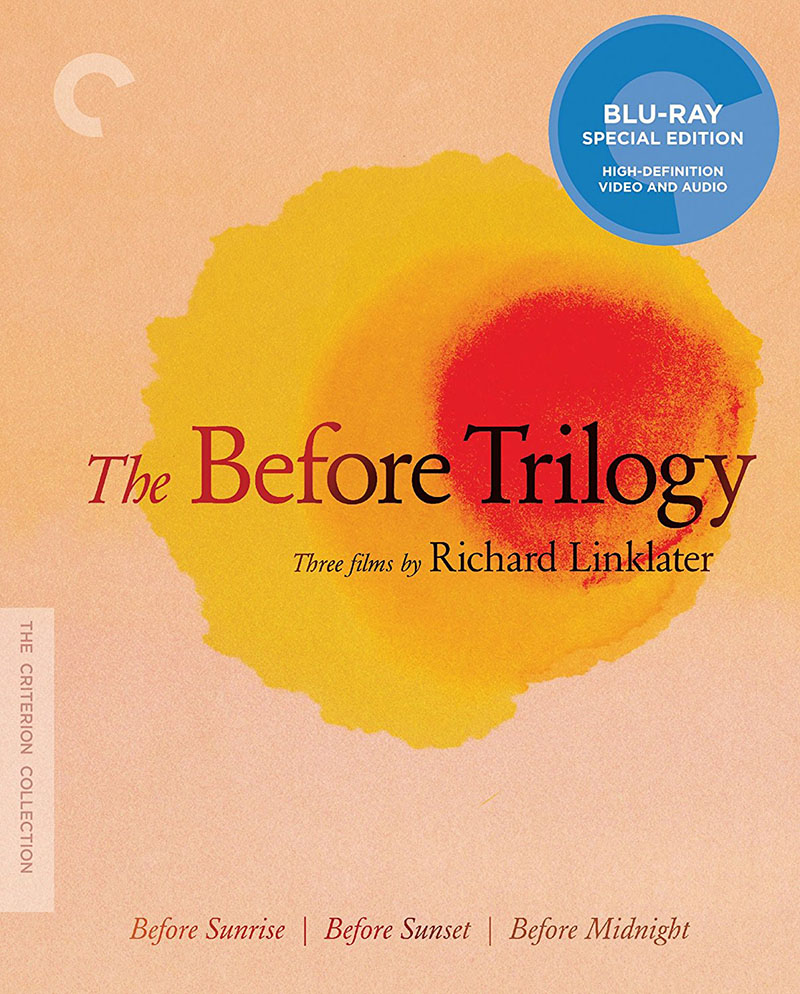 The Before Trilogy: Criterion Collection (Blu-ray)