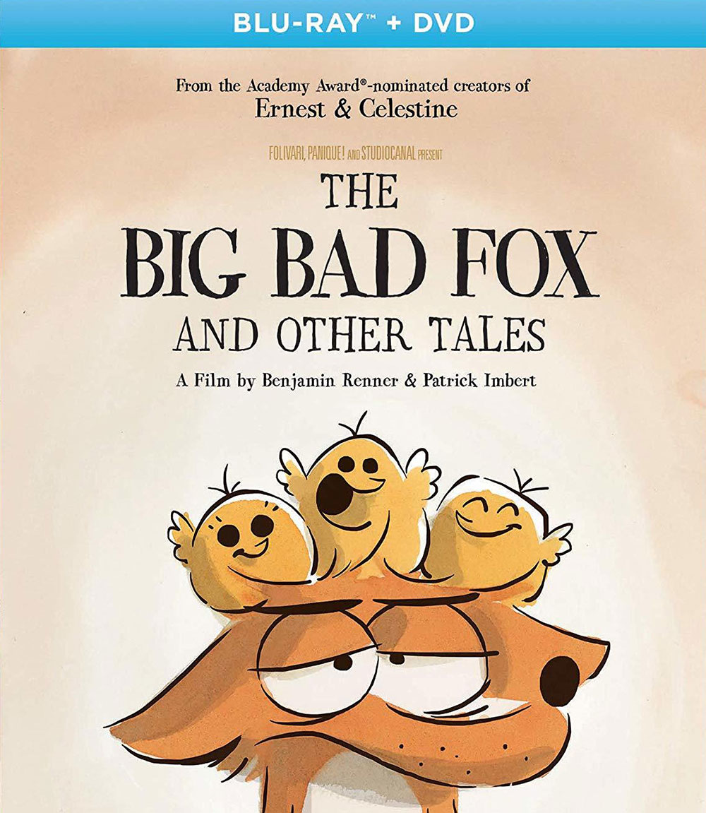 The Big Bad Fox and Other Tales (Blu-ray)