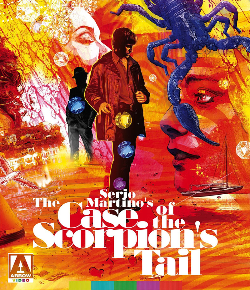 The Case of the Scorpion's Tail (Blu-ray)