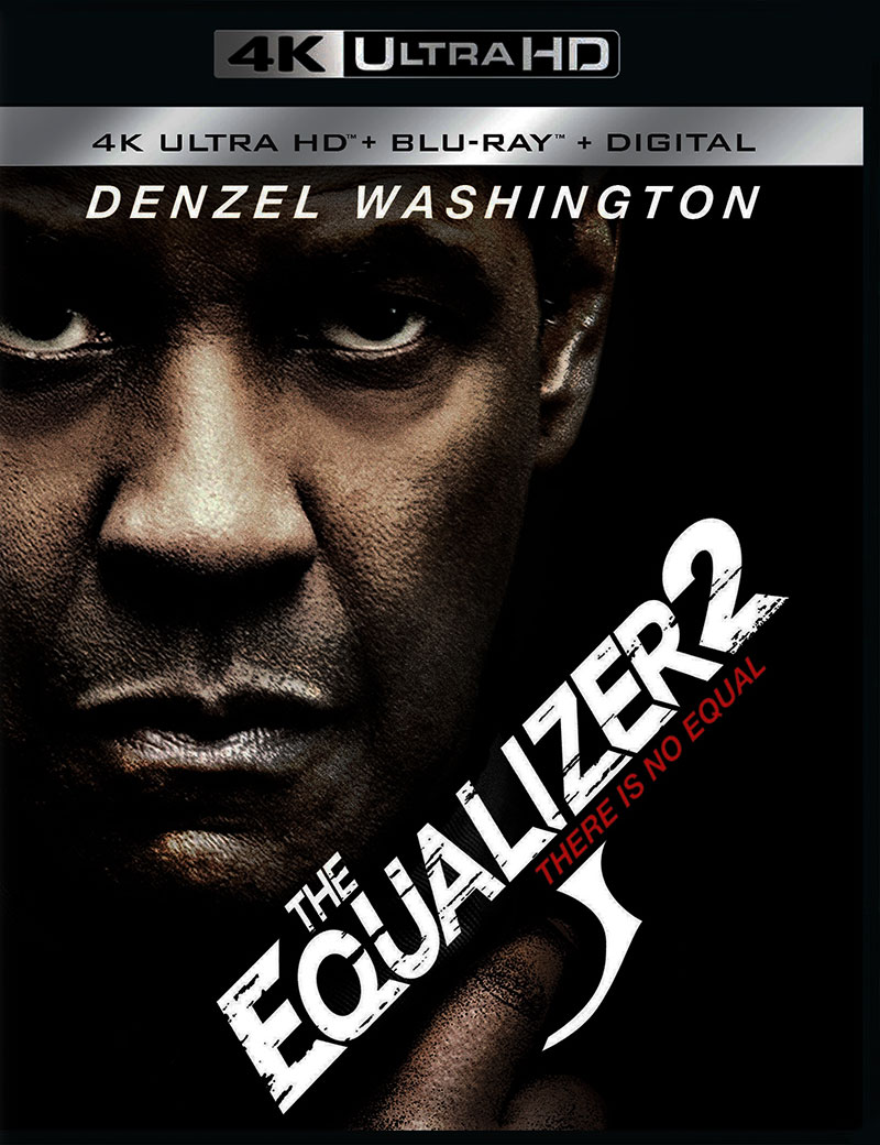 The Equalizer 2 (Ultra HD 4K Blu-ray)