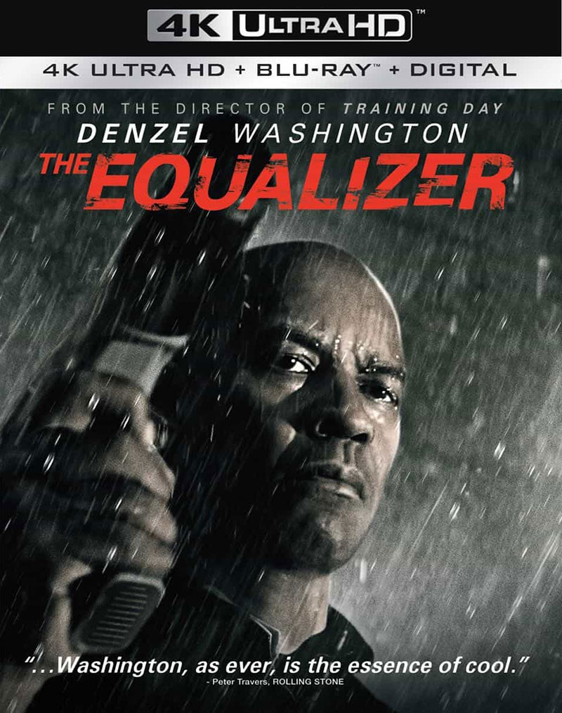 The Equalizer (Ultra HD 4K Blu-ray)