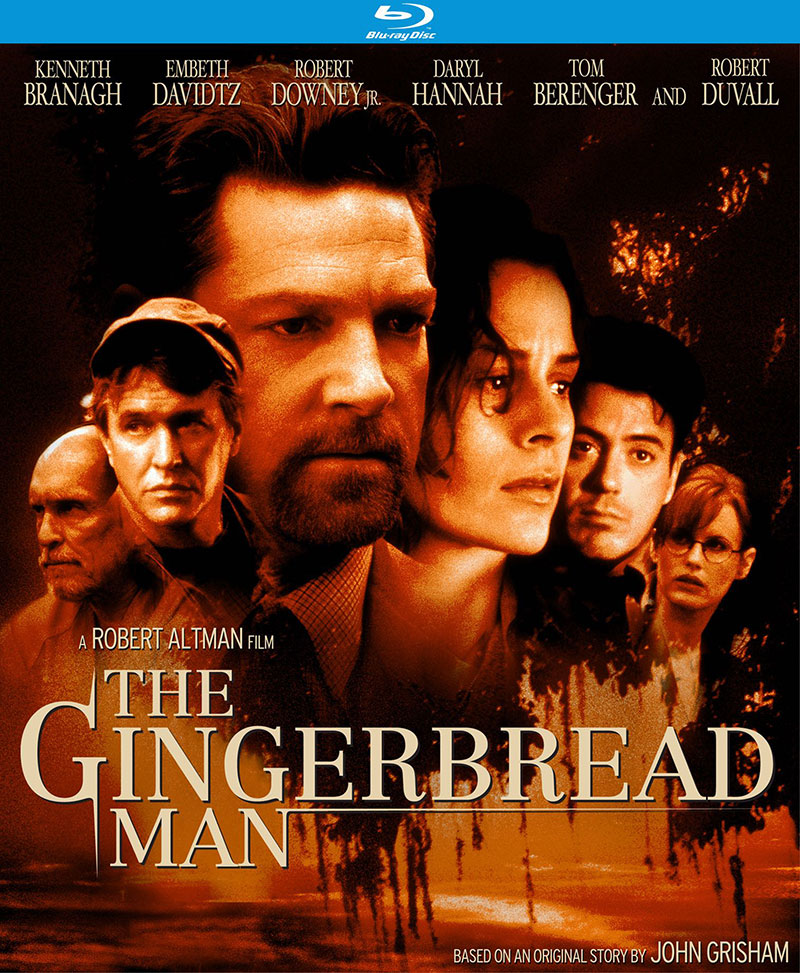 The Gingerbread Man (Blu-ray)