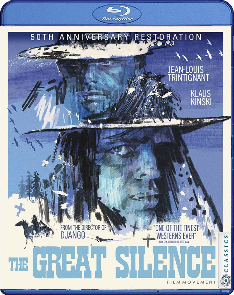 The Great Silence (Blu-ray)