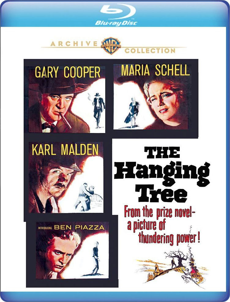 The Hanging Tree (Blu-ray)