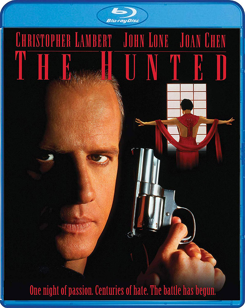 The Hunted (Blu-ray)