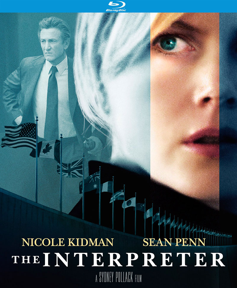 The Interpreter (Blu-ray)