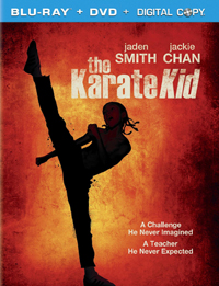 The Karate Kid (2010 – Blu-ray)