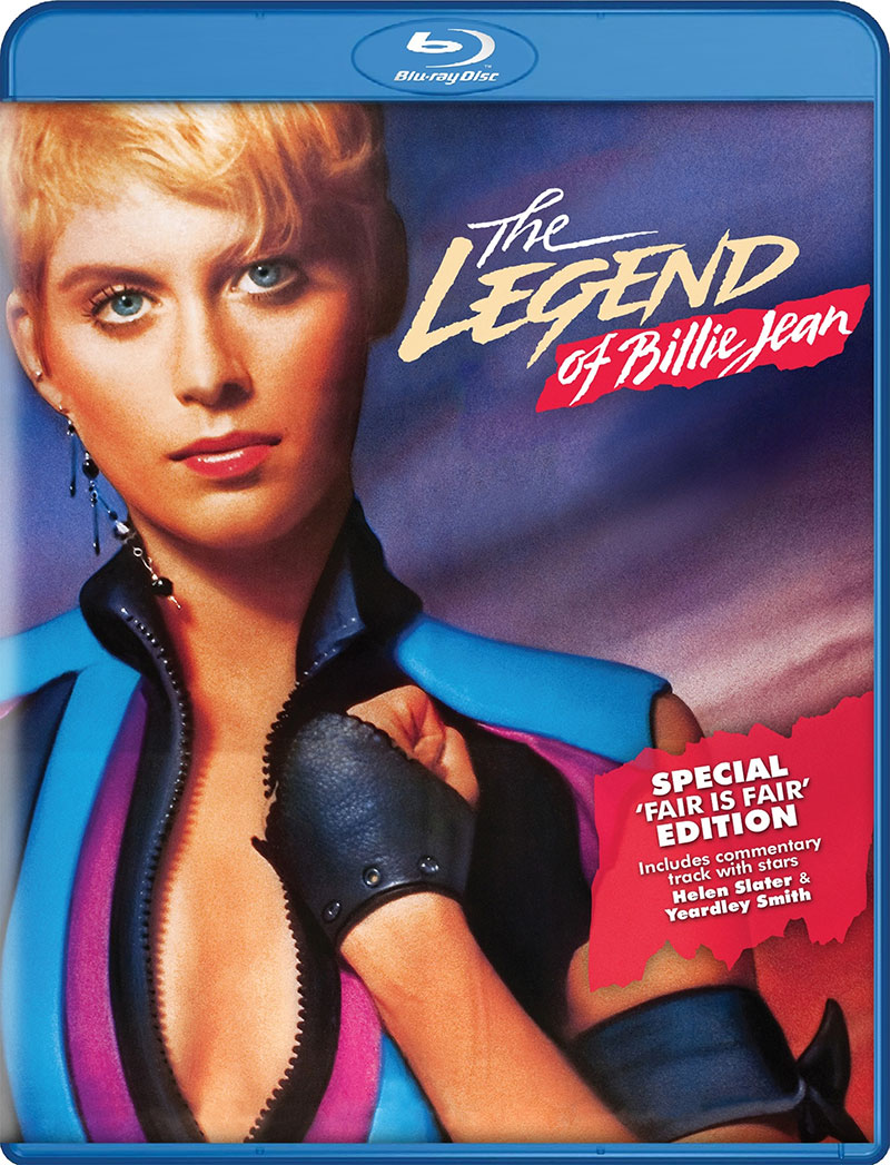 The Legend of Billie Jean (Blu-ray)