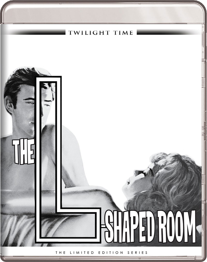 The L-Shaped Room (Blu-ray)