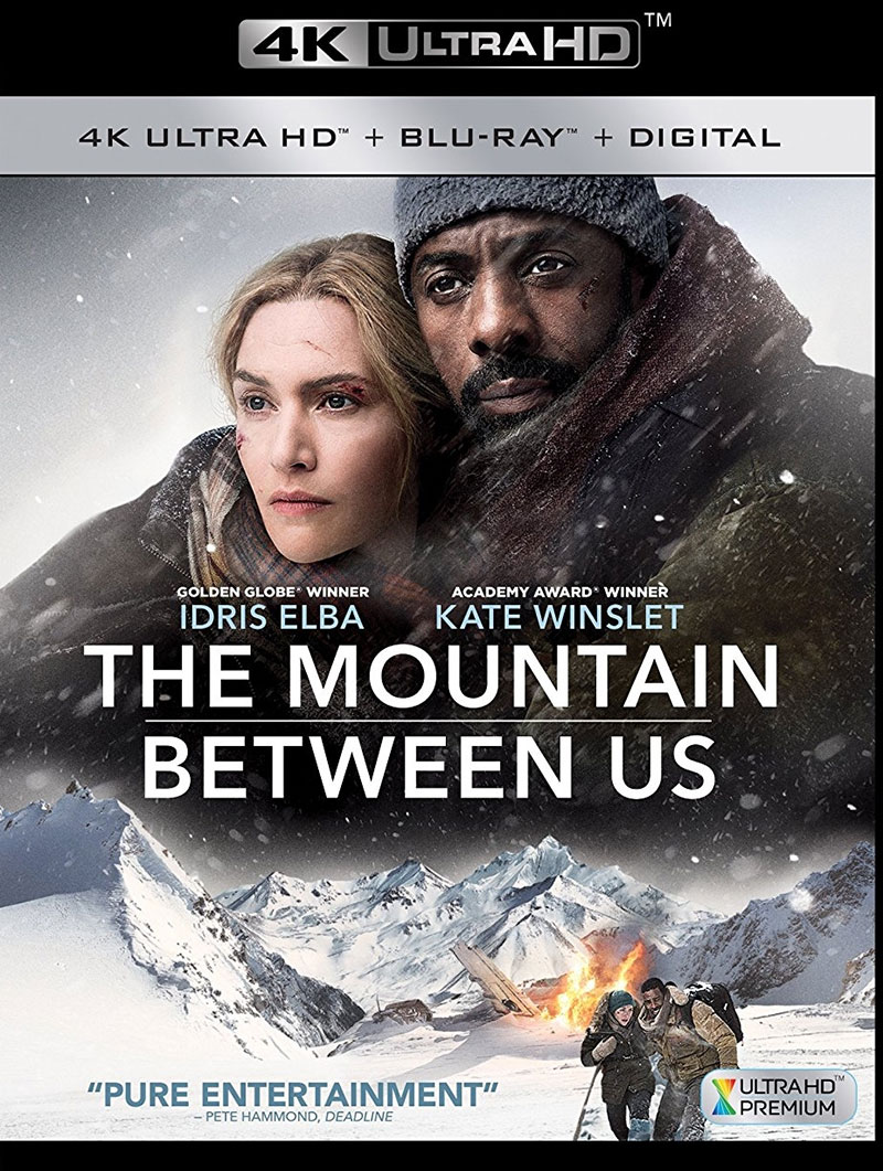 The Mountain Between Us (Ultra HD 4K Blu-ray)