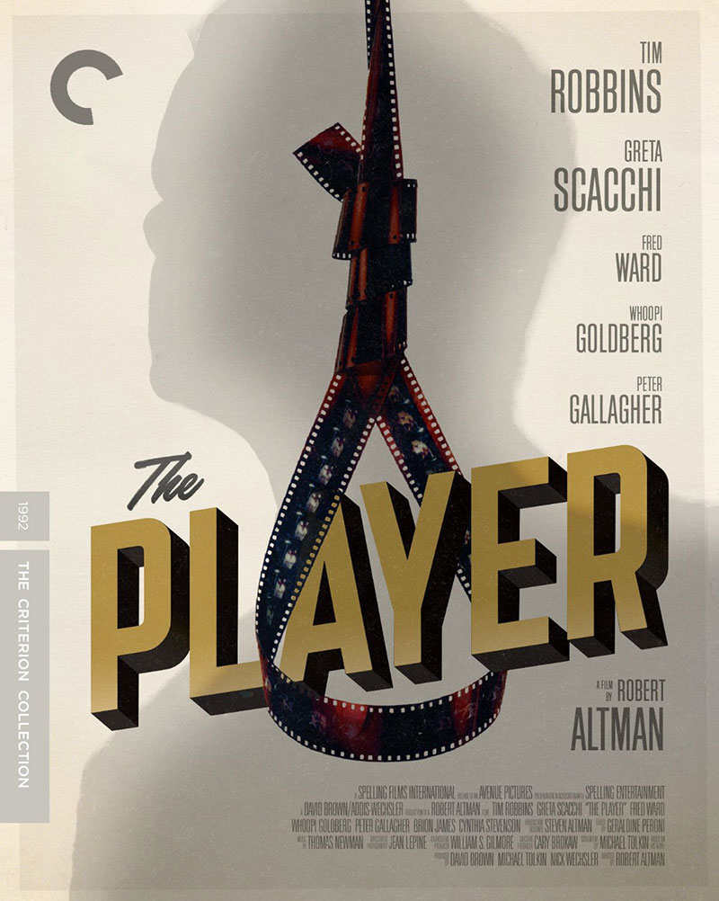 The Player: Criterion Collection (Blu-ray)