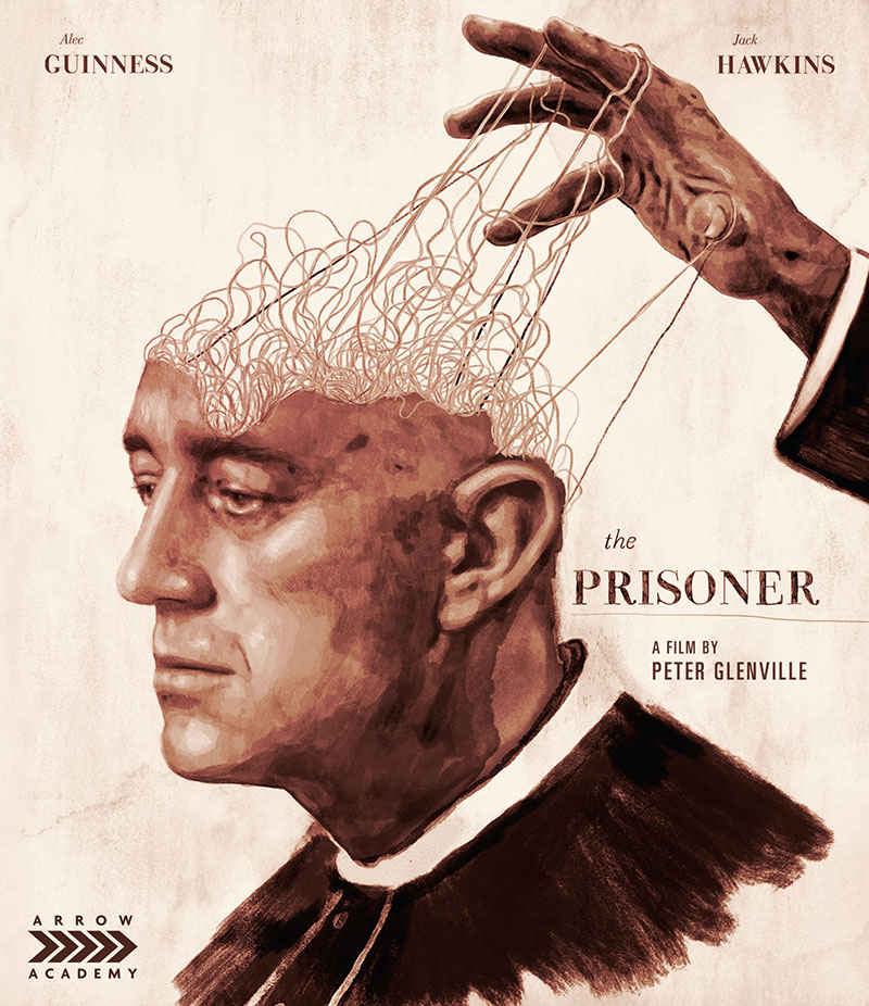 The Prisoner (Blu-ray)