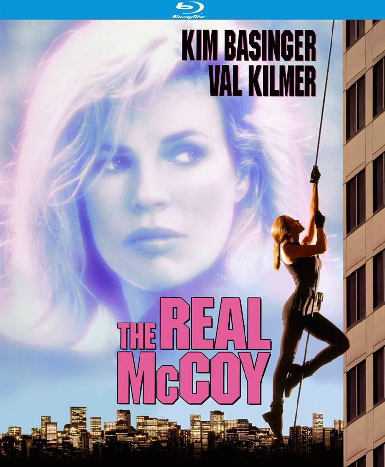 The Real McCoy (Blu-ray)