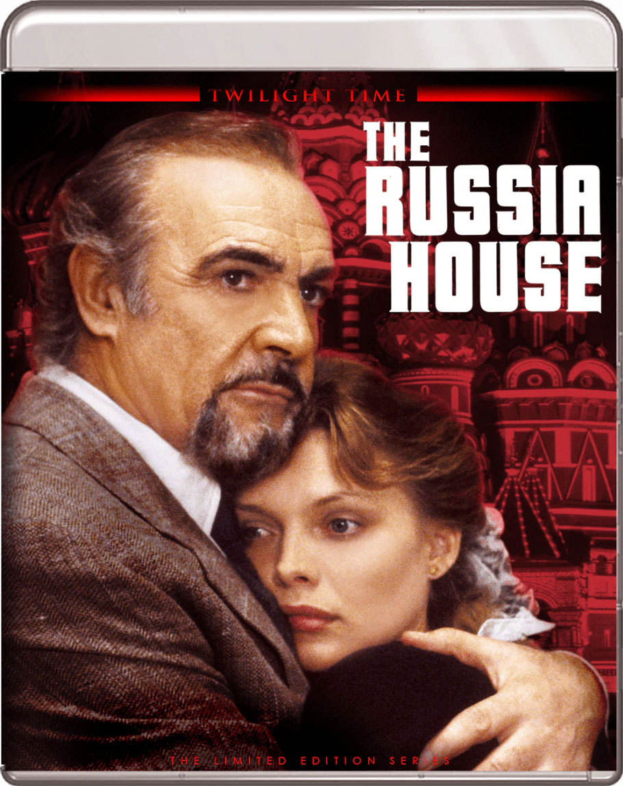 The Russia House (Blu-ray)