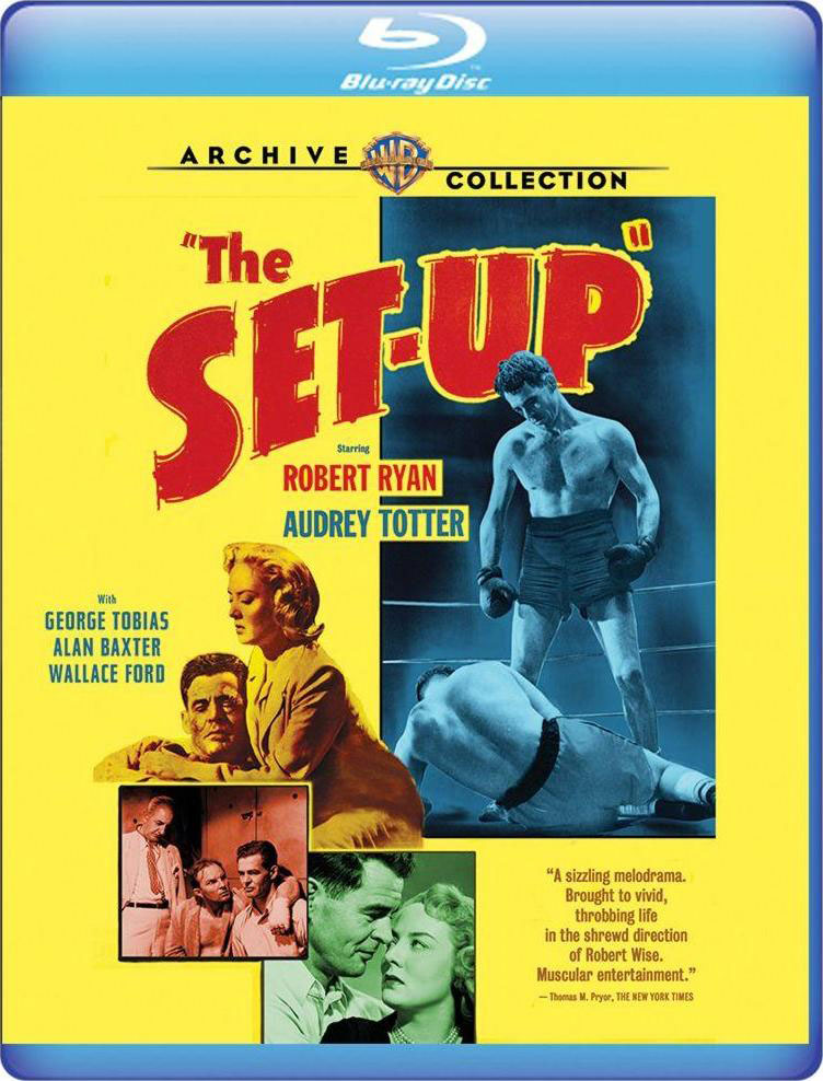 The Set-Up (Blu-ray)