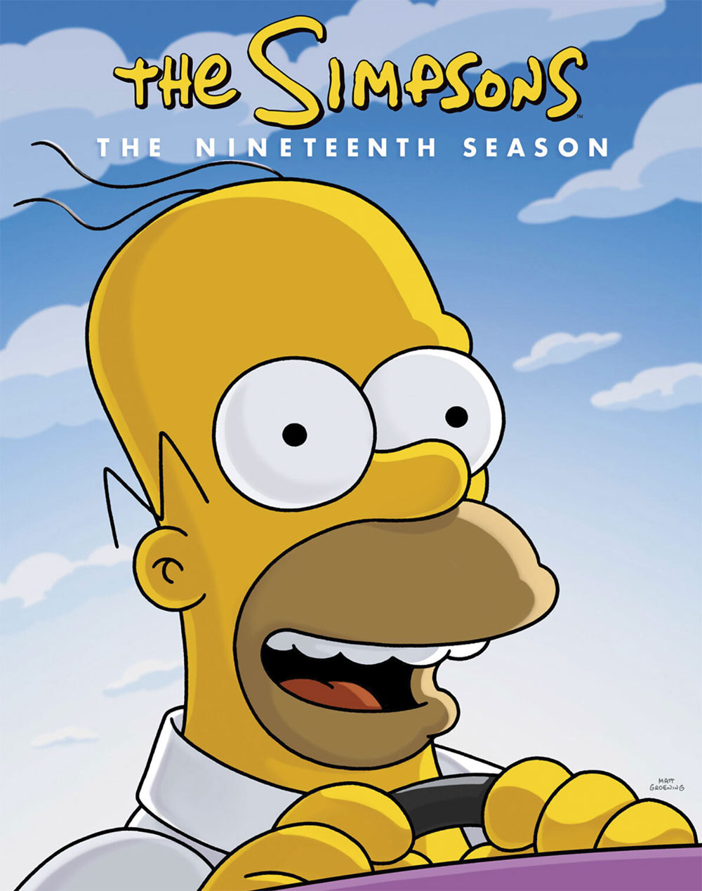 The Simpson's: The Complete Nineteenth Season