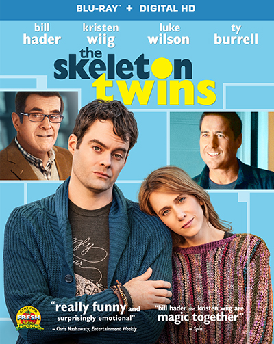 The Skeleton Twins (Blu-ray)