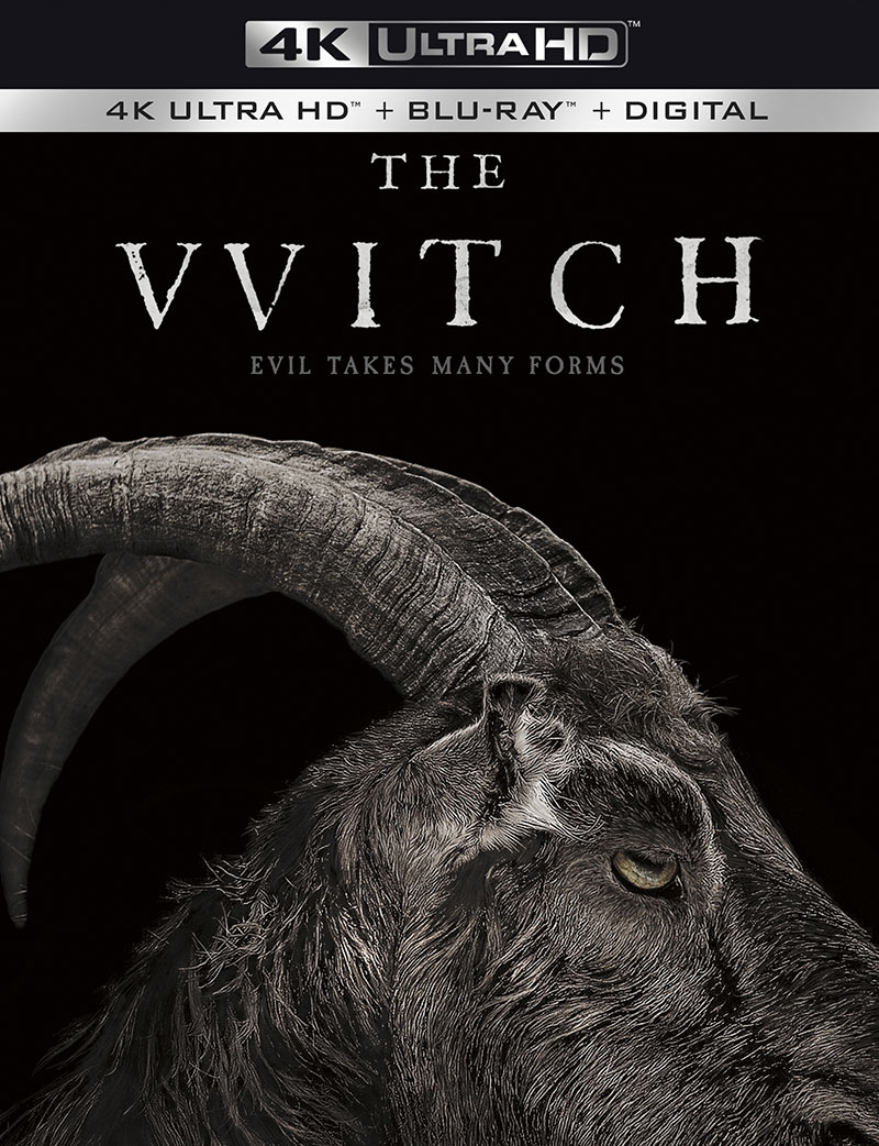 The Witch (Ultra HD 4K Blu-ray)