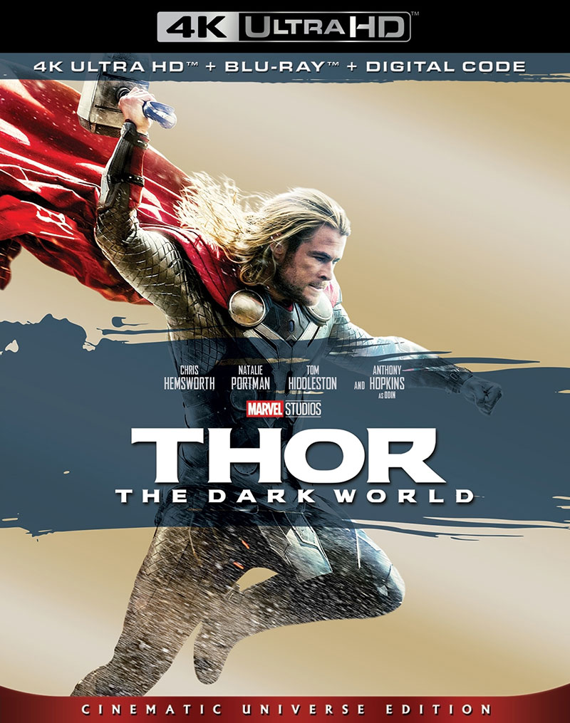 Thor: The Dark World (Ultra HD 4K Blu-ray)
