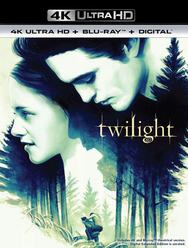 Twilight (Ultra HD 4K Blu-ray)
