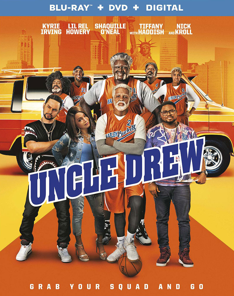 Uncle Drew (Blu-ray)