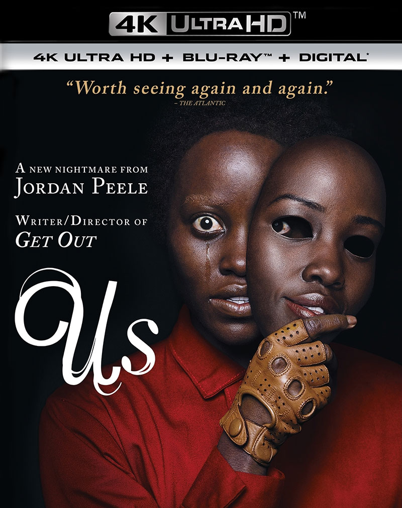Us (Ultra HD 4K Blu-ray)