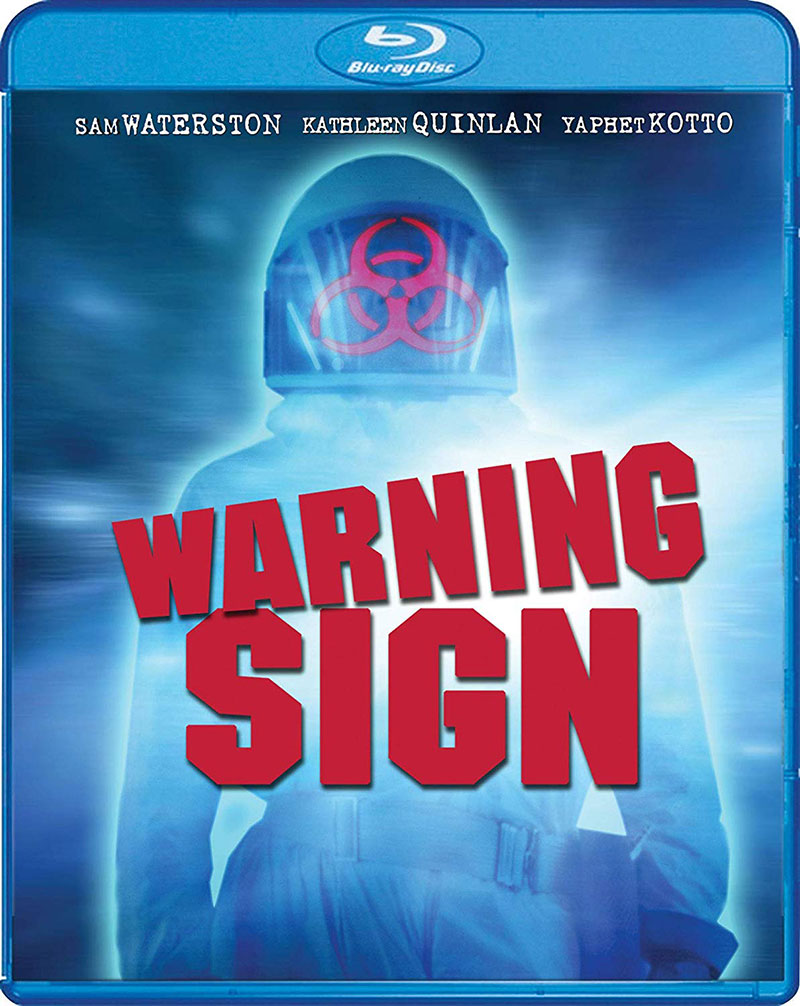 Warning Sign (Blu-ray)