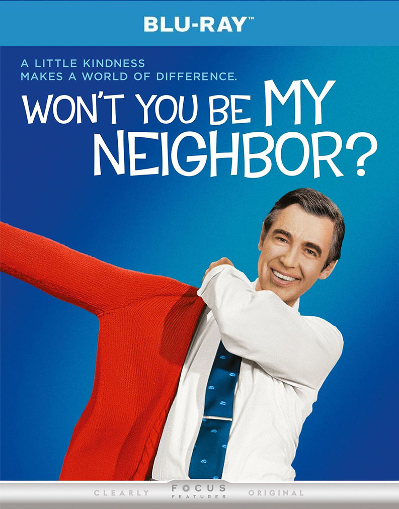 Won't You Be My Neighbor (Blu-ray)