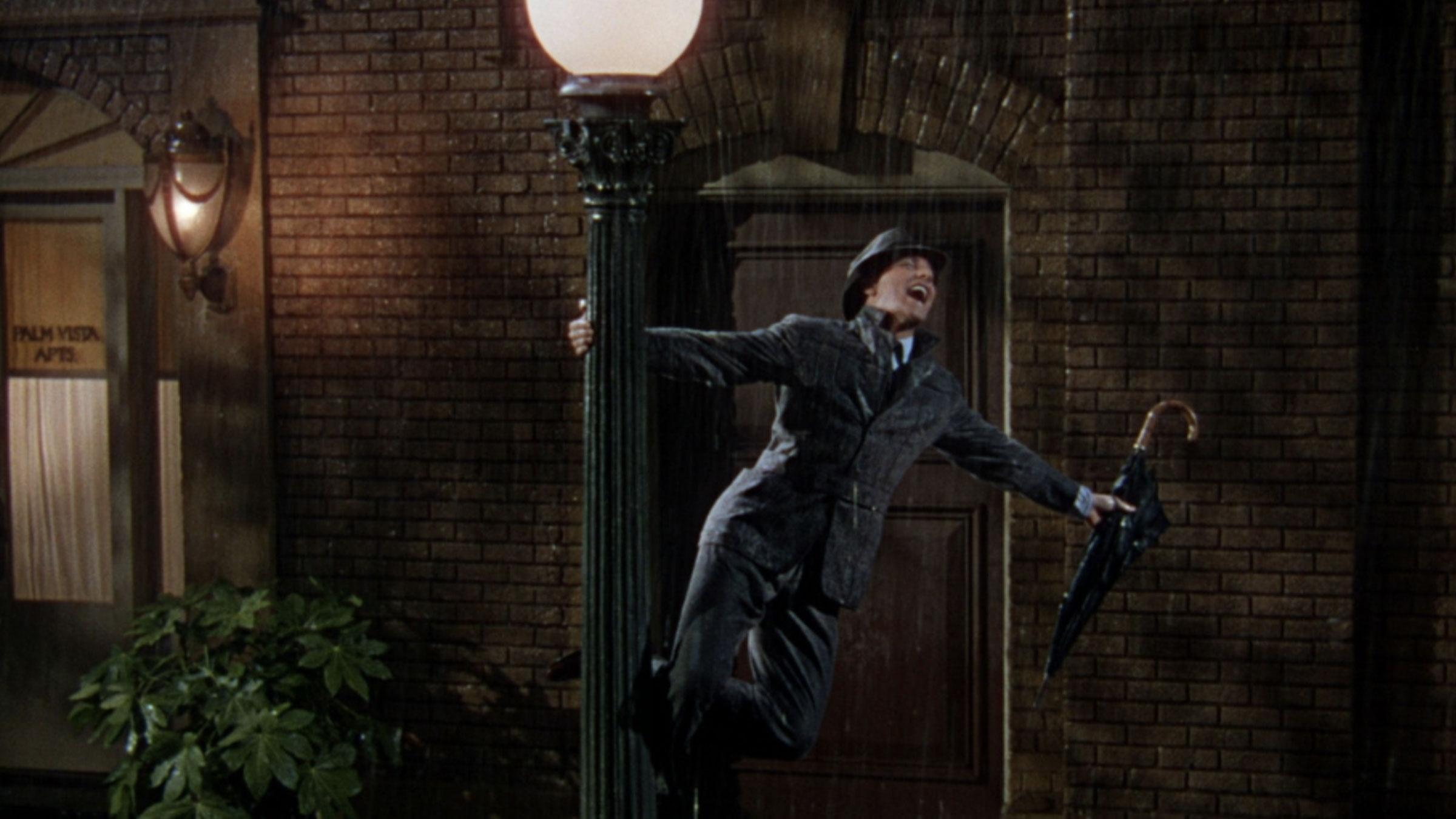 Singin' in the Rain: 60th Anniversay Edition (Blu-ray)