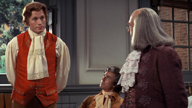 1776: Director's Cut (Blu-ray)
