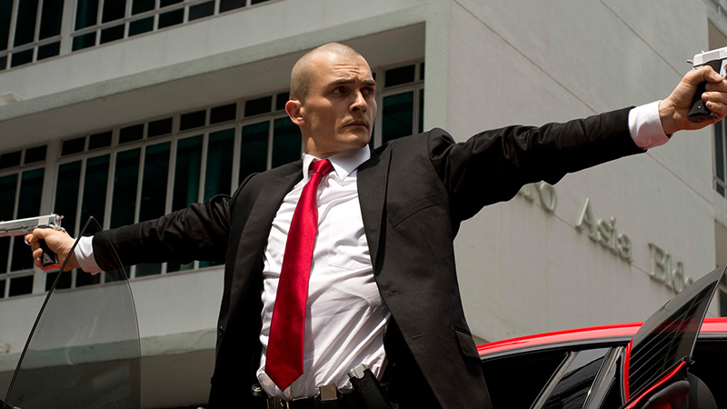 Hitman: Agent 47 (Blu-ray)