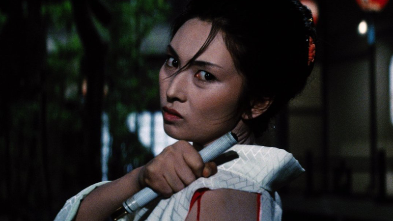 The Complete Lady Snowblood: Criterion Collection (Blu-ray)