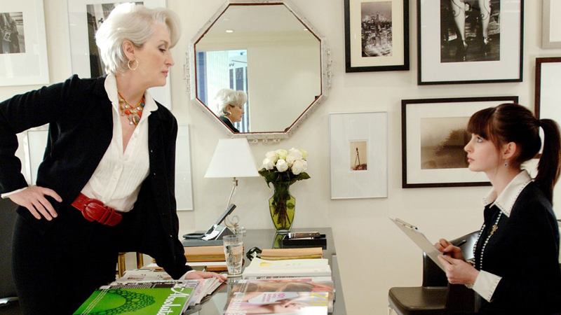 the devil wears prada 2 essay A decade has passed since anne hathaway broke into the world of high fashion by chipping away at meryl streep's icy veneer in the amusing and oscar-nominated the devil wears prada.