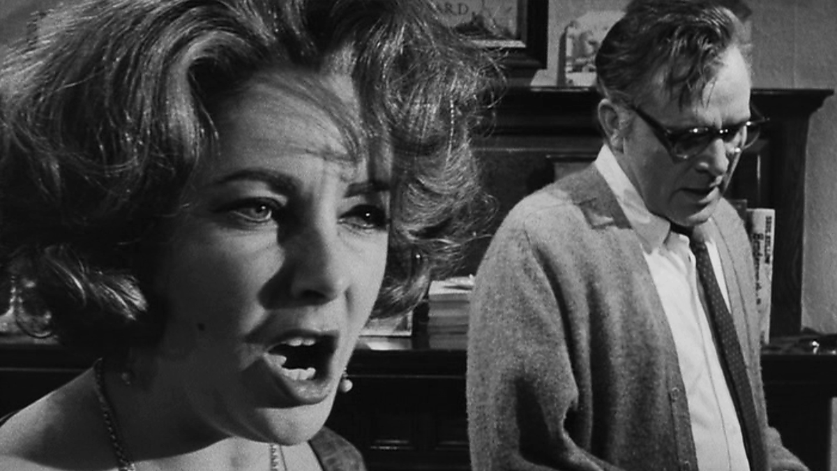 Who's Afraid of Virginia Woolf? (Blu-ray)