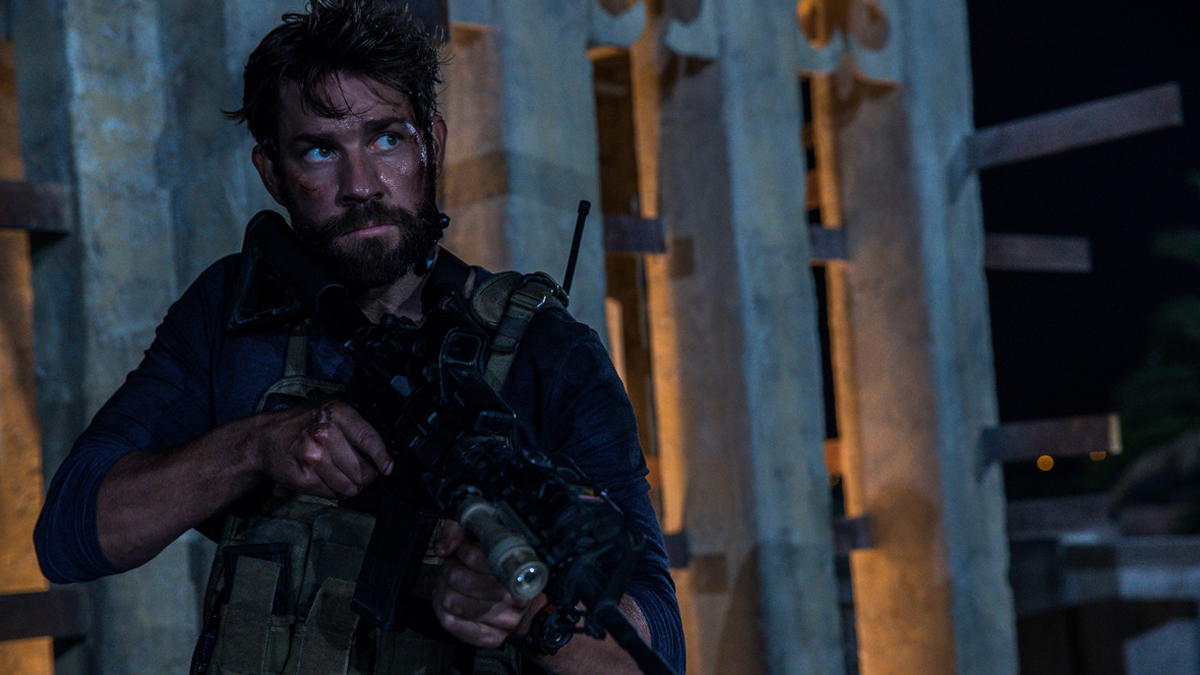 13 Hours: The Secret Soldiers of Benghazi Blu-ray (Blu-ray)