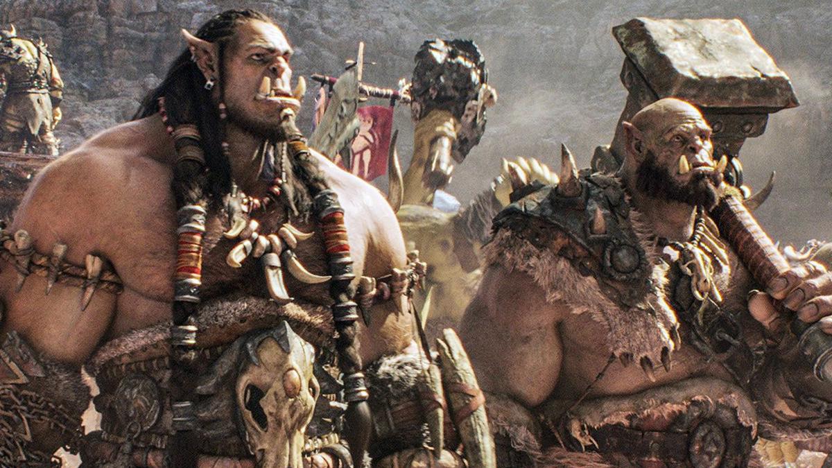 Warcraft: The Beginning (Ultra HD 4K Blu-ray)