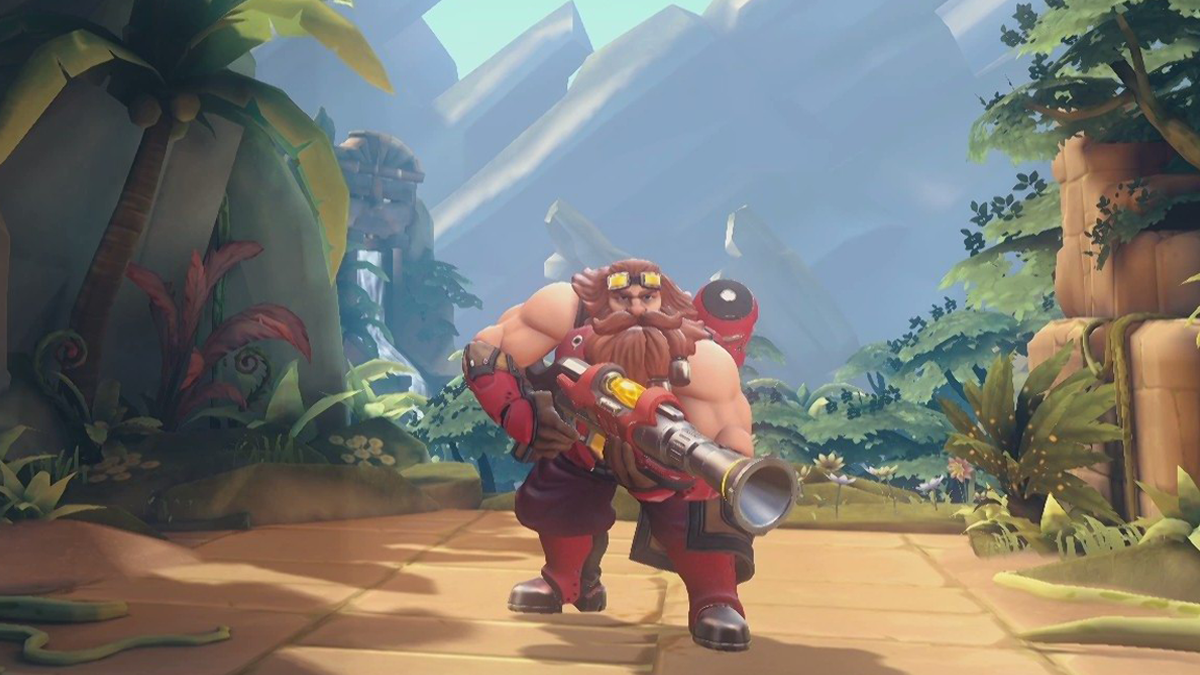 Paladins: Champions of the Realm Preview (PC)