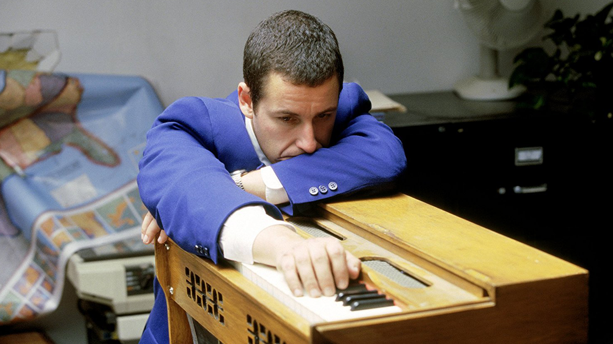 Punch-Drunk Love: Criterion Collection (Blu-ray)