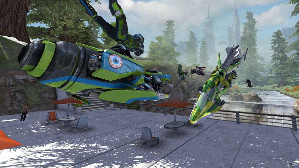 Riptide GP: Renegade (Xbox One)
