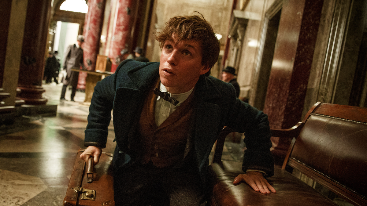 Fantastic Beasts and Where to Find Them (Ultra HD 4K Blu-ray)