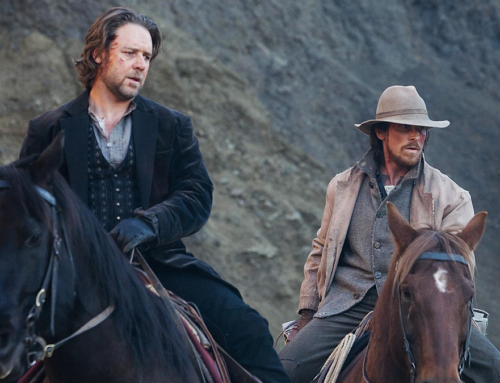 3:10 to Yuma (Ultra HD)