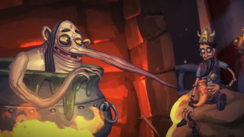 Zombie Vikings (Xbox One)