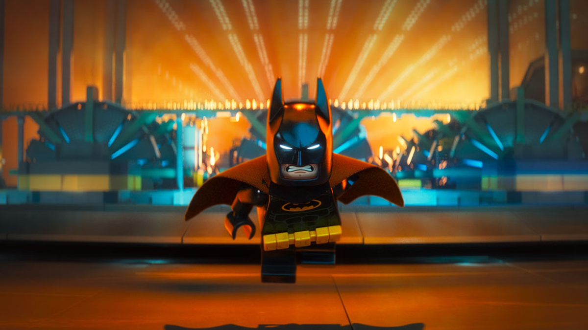 The LEGO Batman Movie (Ultra HD 4K Blu-ray)